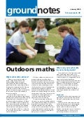 Outdoor Math: Outdoor Learning and Play