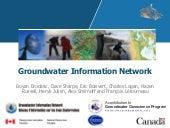 Groundwater Information Network