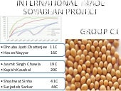 International Trade: Soybean