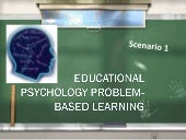 Educational Psychology Scenario 1