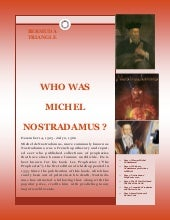 Nostradamus & Da Vinci code by group7