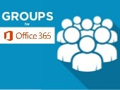 What is Groups for Office 365 and how does it work