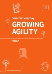 Growing Agility ebook - Nokia - #Sm...