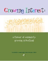 Growing Interest: a flavour of comm...