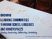 Growing  Learning Communities Throu...