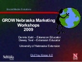 Grow Nebraska Social Media Ppt(2)