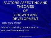 Growth&development /orthodontic