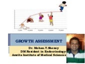 Growth measures in Clinical Practice