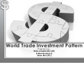 world trade investment pattern
