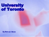 University of Toronto Exchange