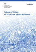 Future of cities: overview of evidence