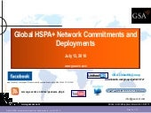 HSPA Evolution (HSPA+) overview Jul...
