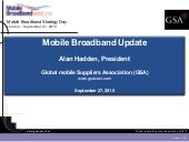GSA Mobile Networks Update