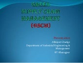 Green Supply Chain Management Pract...