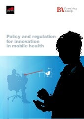 Policy and Regulation for Innovatio...