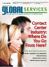 Contact Center Industry: Where Do Y...