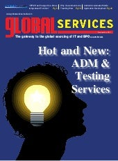 Hot and New: ADM & Testing Services