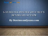 Gstar Fall Winter 2013 Men's Denim ...