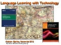 UruTESOL 2014: Language Learning & Technology