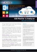 GSX Monitor and Analyzer for Exchange Hybrid Cloud - Presented by Atidan
