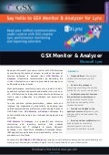 GSX Monitor and Analyzer for Microsoft Lync 2013 Solution Guide - Presented by Atidan