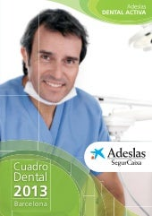 Guía dental ADESLAS ACTIVA Barcelon...