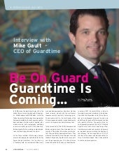 Mike Gault: Guarding the Cloud