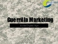 Guerrilla Marketing in the Digital Age