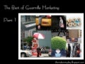 The Best of Guerilla Marketing Part 1 (NiceArtLife.com formerly known as ThisMakesMyDay)