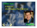 Guerrilla Selling - Overcoming Price Barriers webinar