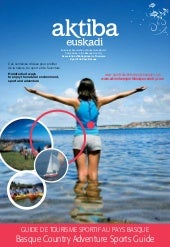 2010 Basque Country Active Tourism ...