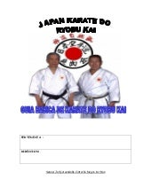 Guia basica de karate do pdf