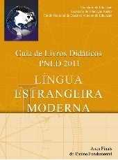 Guia do pnld 2011 lingua estrangeir...