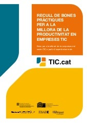 Guia productivitat - TIC.Cat