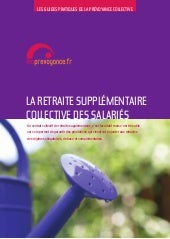 "Guide pratique : ""La retraite suppl..."