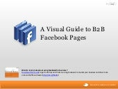 A Visual Guide to B2B Facebook Pages