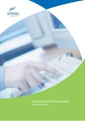 Guidebook Government Procurement Gu...