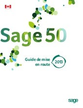 Guide de demarage sage50