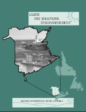 Guide des solutions d 'assainissement