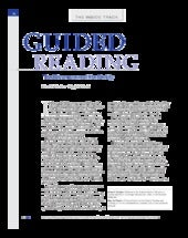 Guided reading   the romance and th...