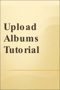 iWallpapers Upload Albums Tutorial