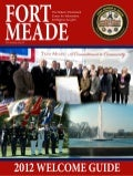 Fort Meade 2012 Welcome Guide