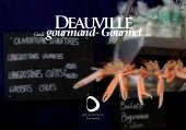 Guide gourmand de Deauville