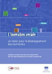 L'innovation sociale, un levier pou...