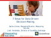 7 Steps for Data-Driven Decision Ma...