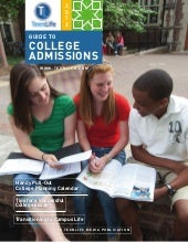 TeenLife 2012 Guide to College Admi...