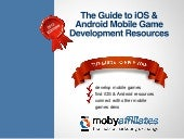 Guide to i os & android mobile game development resources (1)