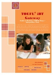 Guide To Writing A Toefl Essay Inde...
