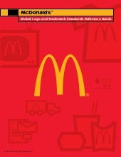 Manual de identidade visual do McDo...