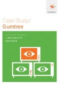 Gumtree - Using social intelligence to add value to TV sponsorship